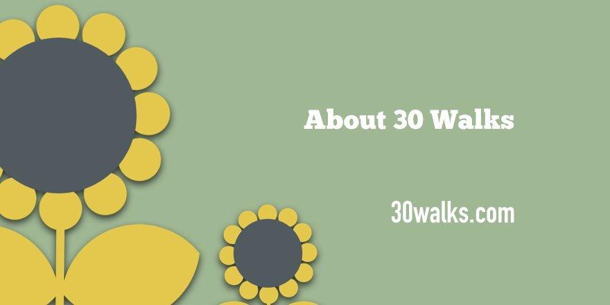 What is 30 Walks?